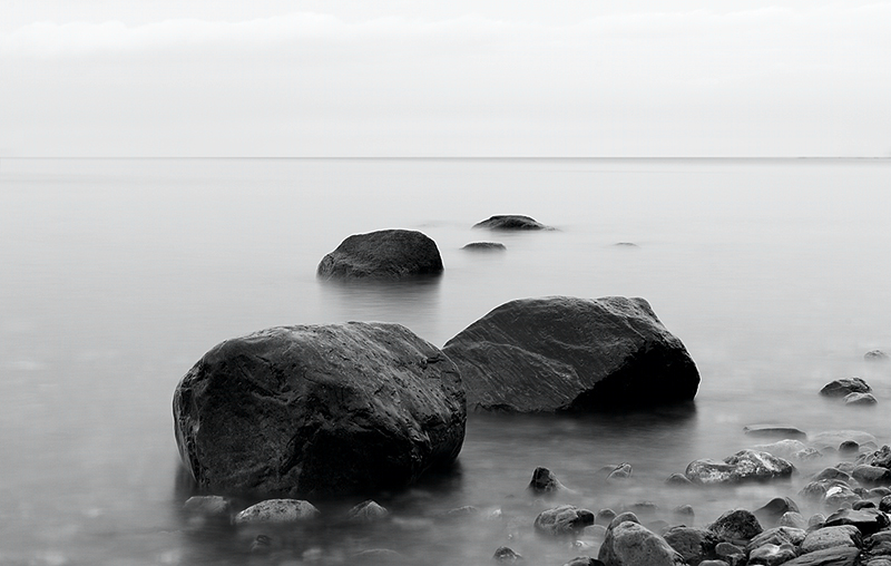 Stones, Baltic Sea, 2012