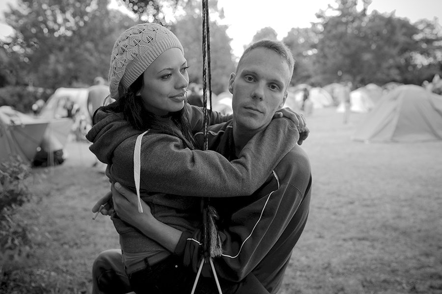 Couple, Wutzrock Festva, Hamburg, Germany, 2015