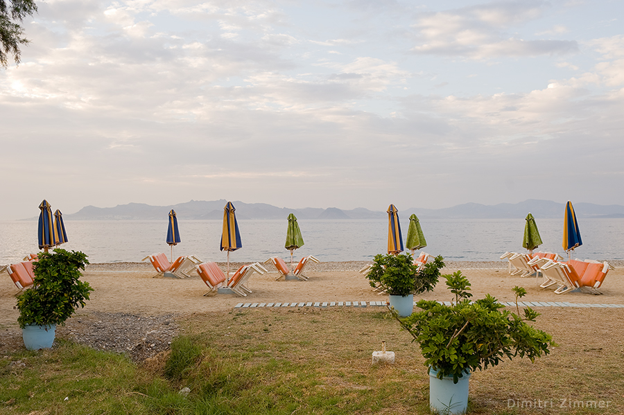 Ramira Beach, Kos, Greece, August 2015