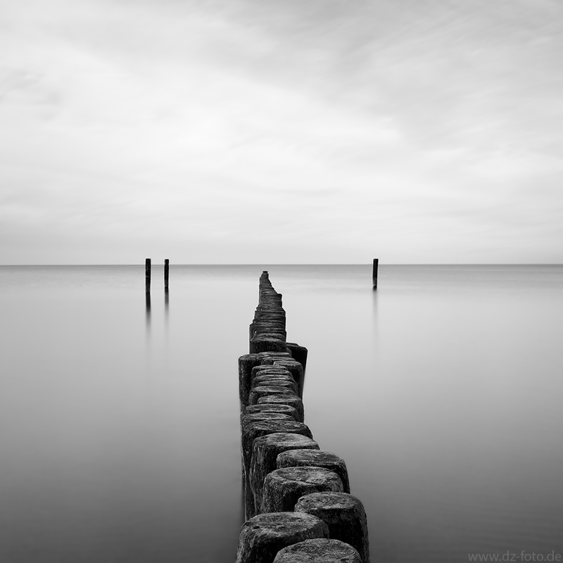 Baltic Sea, Niendorf, Germany, 2016
